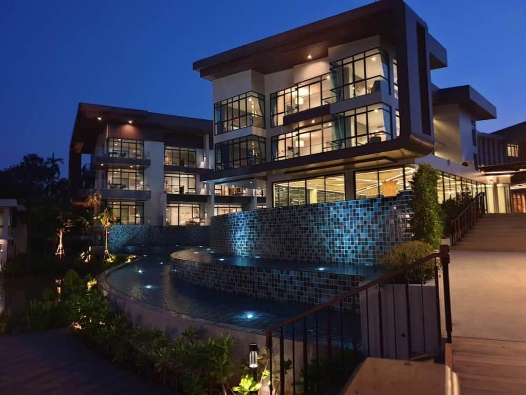 7 โรงแรม ณ ทรี ทารา